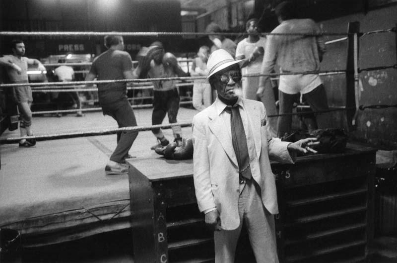 Boxing   Jules Allen Photo